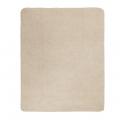 ZEST Fleeceplaid 125*150 cm lammy Taupe R15.703